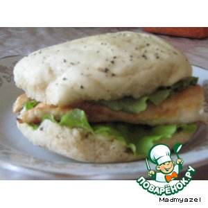 Английский сандвич Джейми Оливера – кулинарный рецепт