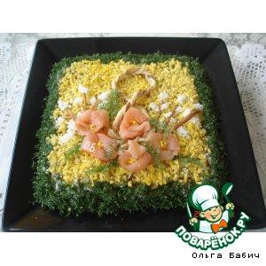 Рецепт: Салат Праздничный