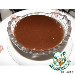 Рецепт: Шоколадная паста типа Nutella