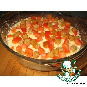 Рецепт: Простой и вкусный салат