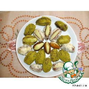 Рецепт: Финики Шахерезады