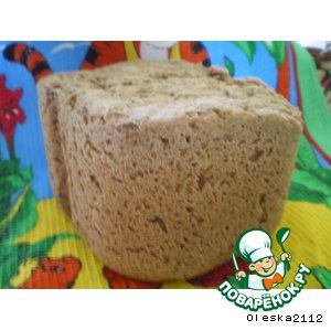 Рецепт: Хлеб ржаной с тмином