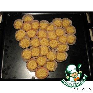 Рецепт: Простое кокосовое печенье