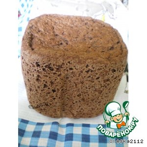 Рецепт: Хлеб немецкий ржаной