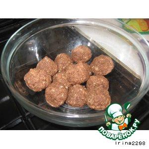 Рецепт: Овсяно-кокосовые трюфеля