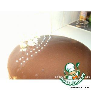 """Рецепт: Торт """"Для милых подружек"""""""