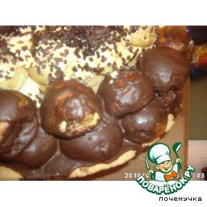Торт Глухариное гнездо