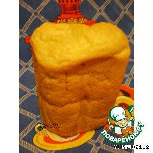 Рецепт: Хлеб лимонно-сырный