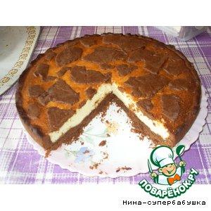 Рецепт: Пирог Коровка-Буренка