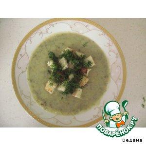 Рецепт: Чечевичный суп