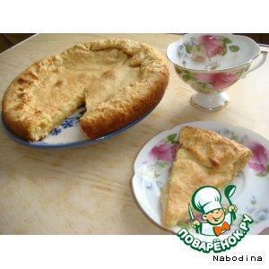 Рецепт: Пирог с лимоном