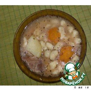 Рецепт: Салма или татарские ракушки