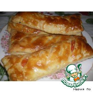 """Рецепт: Слойки """"Ароматные"""""""