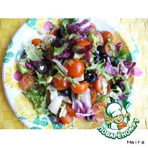 Рецепт: Прованский салат