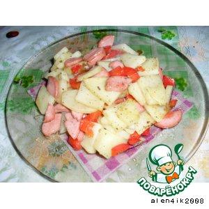 Рецепт: Картошечка