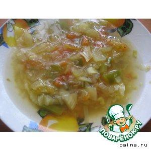 Рецепт: Боннский луковый суп