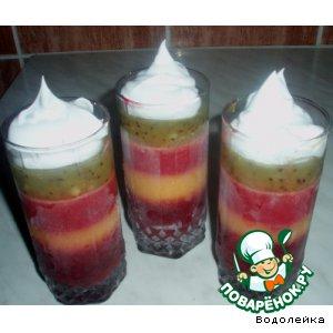 Десерт Полосатый