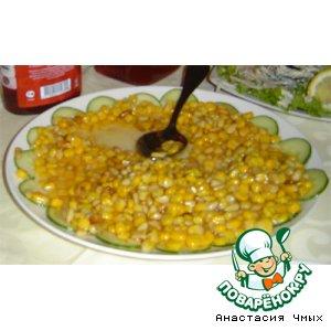 Рецепт: Кедровые орешки по-китайски