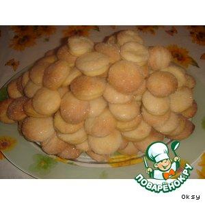 Рецепт: Печенье на пиве