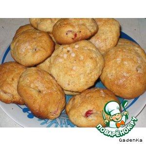 Рецепт: Ванильно-сливочное печенье