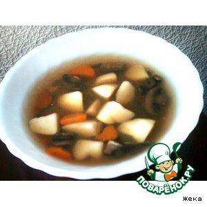 Рецепт: Холодный суп
