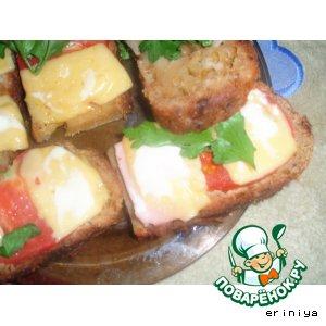 Рецепт: Кабачковый хлеб