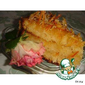 """Торт """"Цитрусовое наслаждение"""""""