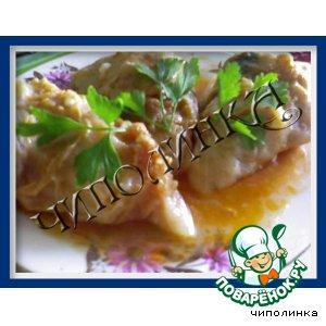 Рецепт: Голубцы от Чиполинки