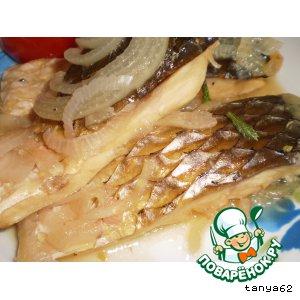 Рецепт: Пеленгас  в маринаде