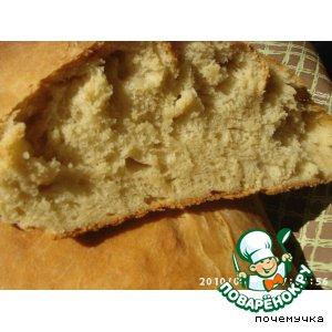 Рецепт: Бельгийский хлеб на пиве