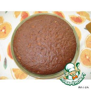 "Рецепт: Морковный пирог ""Коврижка"""