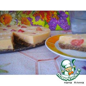 Рецепт: Тортик от Алины (без выпечки)