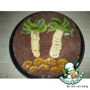 Рецепт Банановый рай