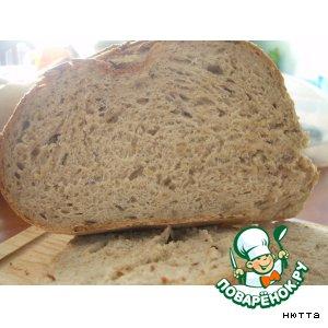 Рецепт: Льняной хлеб