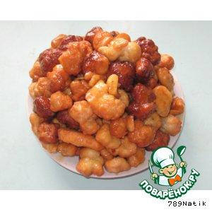 Рецепт: Татарские сладости