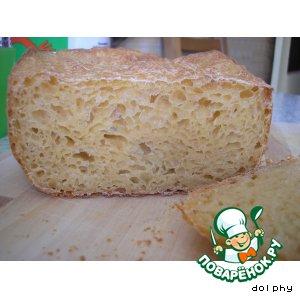Рецепт: Кукурузный хлебчик с легкой перчинкой