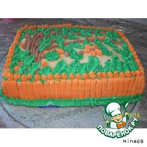 """Рецепт: Торт """"Весенний"""""""