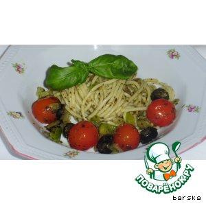 Рецепт: Спагетти Неаполь
