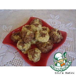 Рецепт: Миндальное печенье без муки
