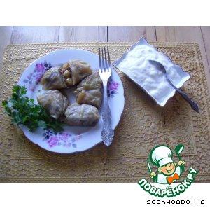 Рецепт Ширин долма