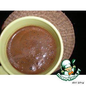 Рецепт: Кофе по-арабски