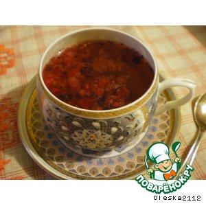 Рецепт: Чай по-тихвински