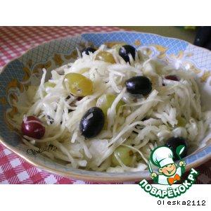 Рецепт: Салат Изысканный коул-слоу