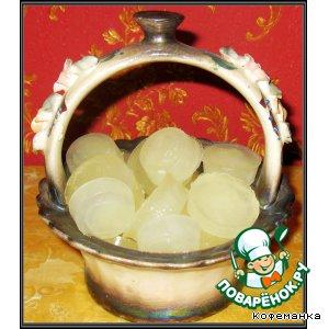 Рецепт: Лимонные кубики льда
