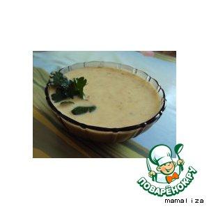 Рецепт: Соус тунцовый