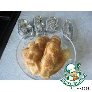 Рецепт: Печенье в формочках из детства