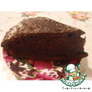 Рецепт: Торт Пражский