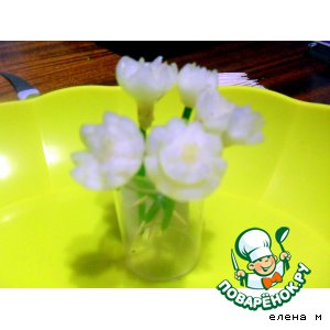 Flowers small onion
