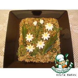 Рецепт: Салат Мясной с орехами