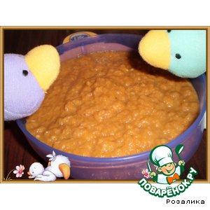 Рецепт: Суп-пюре от мамы Розы